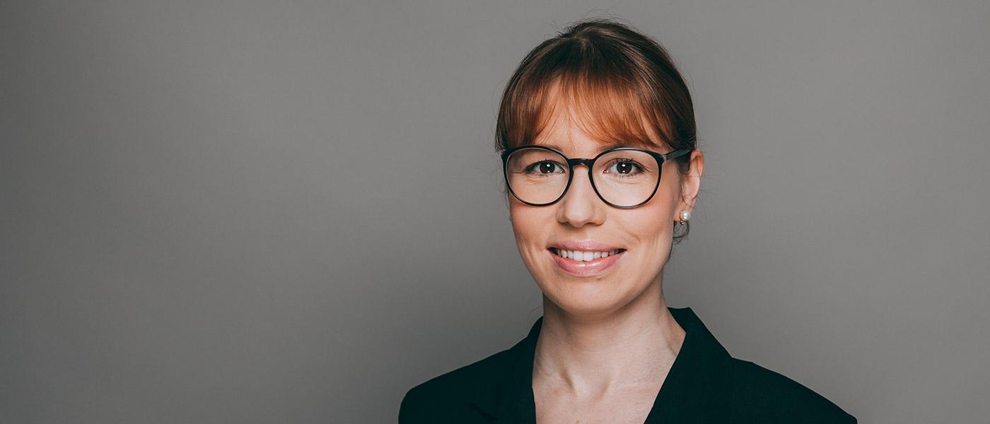 Julia Half ist Zahnärztin in Berlin-Spandau.