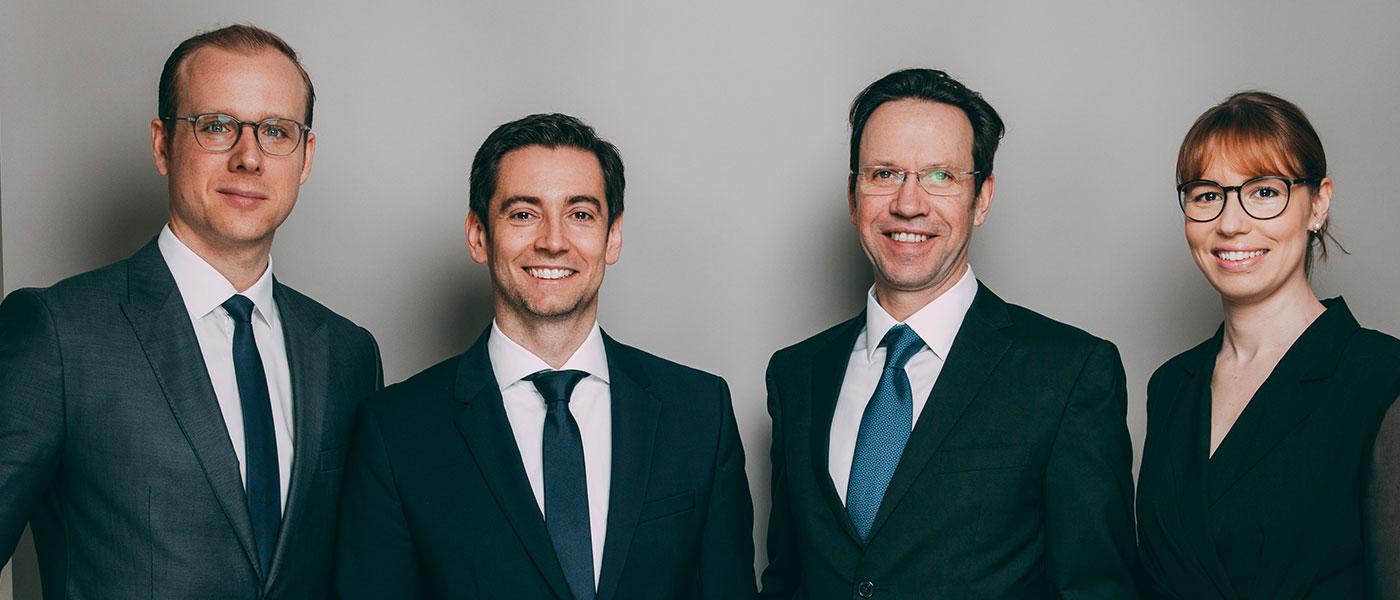 Das Team der Zahnärzte aus Berlin-Spandau – Dr. Kurth & Partner