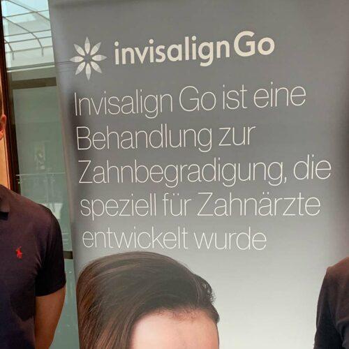 Unsichtbare Zahnschiene Invisalign Berlin Fragen & Antworten vom Zahnarzt